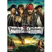Pirates Des Cara�bes, La Fontaine De Jouvence de Rob Marshall