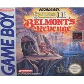 Belmont's Revenge Castlevania 2