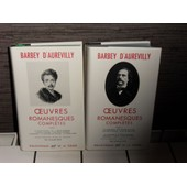 Oeuvres Romanesques Compl�tes Tome I & Ii Complet de jules barbey d'aurevilly
