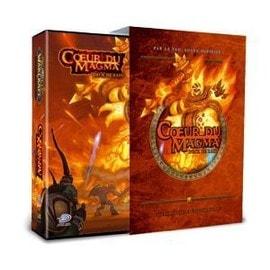World Of Warcraft - Raid Deck Le Coeur Du Magma