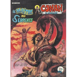 Conan N� 12: Le Maitre Des Serpents
