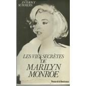 Les Vies Secr�tes De Marilyn Monro� de anthony summers