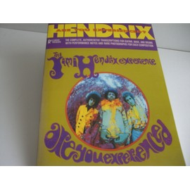 J.Hendrix  are you experienced