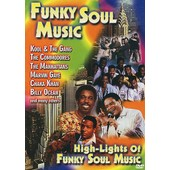 Funky Soul Music : High-Lights Of Funky Soul Music de Artistes Divers (Miami Sound Machine, Marvin Gaye, The Commodores, Al Jarreau, Kool & The Gang, Billy Ocean, Chaka Khan, Aretha Franklin, Et Al.)