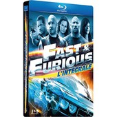 Fast And Furious - L'int�grale 5 Films - Pack Collector Bo�tier Steelbook - Blu-Ray de Rob Cohen
