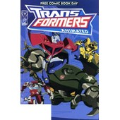 Transformers Animated (Vo) : Free Comic Book Day 2008