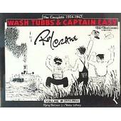 Wash Tubbs And Captain Easy, Vol. 10 1935-1936 de Roy Crane