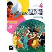 Histoire G�ographie 4e de Martin Ivernel