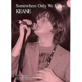 PARTITION SOMEWHERE ONLY WE KNOW KEANE PVG