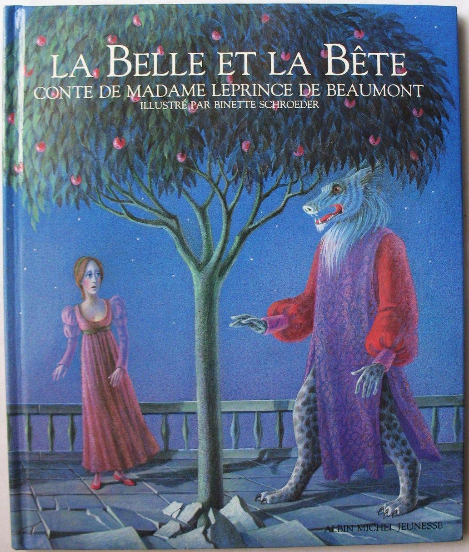 La Belle et la Bête - Albin Michel - 01/09/1986
