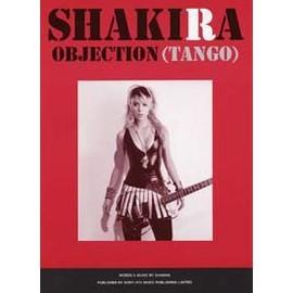 PARTITION SHAKIRA OBJECTION (TANGO) PVG