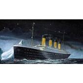 Maquette Bateau : R.M.S. Titanic 1/1200
