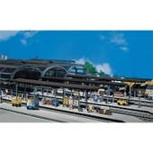 Mod�lisme Ferroviaire Ho - Quais De Gare Couverts