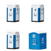 Mod�lisme Ville Et Campagne Ho - Toilettes Transportables