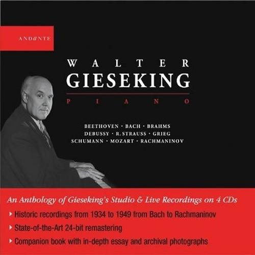 Gieseking (From 1934-1949)