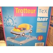 Troteur Tex Baby