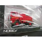 Norev 1/43 Rvi Camion 95-130 4x4 Pompiers �quipement Sairep
