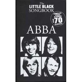 ABBA LITTLE BLACK SONGBOOK 70 CLASSICS