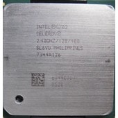 Intel Celeron Processor 2.40 GHz - Socket 478