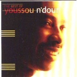 YOUSSOU N'DOUR MINI PLV THE BEST OF 10 X 10 CM