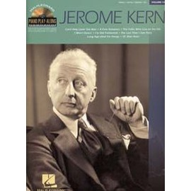 PIANO PLAY ALONG VOL.43 JEROME KERN CD