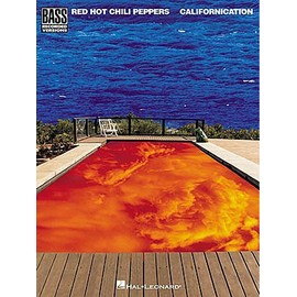 RED HOT CHILI PEPPERS CALIFORNICATION GUITARE BASSE TAB