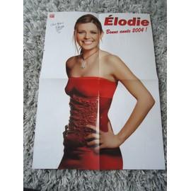 Poster réversible Elodie / Tragédie