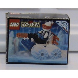Lego System 6814 - Ice Planet