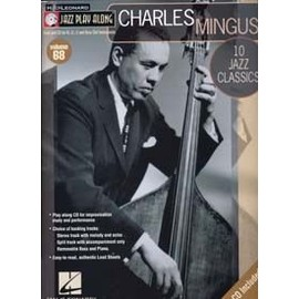 JAZZ PLAY ALONG VOL.68 CHARLES MINGUS Bb, Eb, C INST. CD