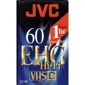 JVC EC-60 EHG - Cassette VHS-C