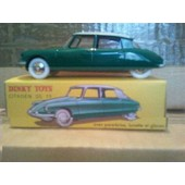 Dinky Toys Atlas Citroen Ds 19 Ref : 24cp