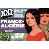 Xxi N� 15, Et� 2011 - France-Alg�rie - Secrets De Famille de Philippe Lan�on