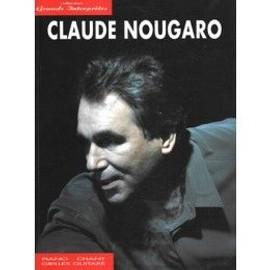 SONGBOOK 41 TITRES DE CLAUDE NOUGARO