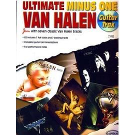 ULTIMATE minus one - Van Halen - Guitar trax