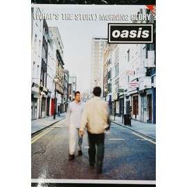 Oasis:(What's The Story) Morning Glory? Piano, Vocal & Guitar (with Chord Boxes)
