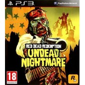 Ps3 Red Dead Redemption Undead Nighmare