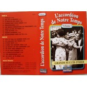 L'accord�on De Notre Temps Vol 1 Grands Succ�s D'hier K7 Audio