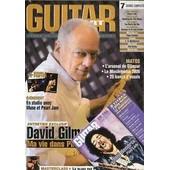 Guitar Part N� 146 : David Gilmour Entretien Exclusif