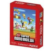 Puzzle 550 Pi�ces - Super Mario Bros Wii