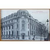 Carte Postale Ancienne - Saint-Etienne - H�tel Des Postes - Avenue Pr�sident Faure