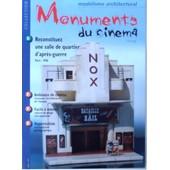 Monuments Du Cin�ma - Livre Maquette D'architecture - Decors Figurines Home Cinema