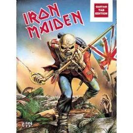 Iron Maiden Guitar Tab Edition