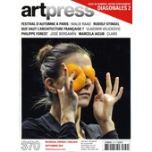 Art Press N� 370 : Vladimir Velickovic - Rudolf Stingel - Philippe Forest -Fabien Chalon - Sa�dane Afif - Claro Cosmoz..