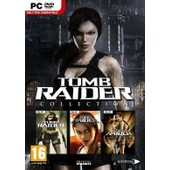 Tomb Raider Collection (Underworld + Legend + Anniversary)