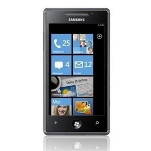 Samsung - Omnia 7 - Smartphone - Windows Phone 7 - Noir
