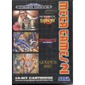 Mega Games 2 (Version Euro)