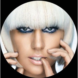 The Edge Of Glory Part 1 - PICTURE DISC
