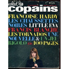 Salut Les Copains N� 9 - Avril 1963