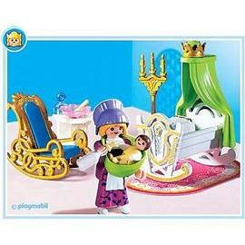 Playmobil 4254 - Chambre De B�b� Royale