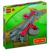 Lego 3775 - Duplo Train : Aiguillages